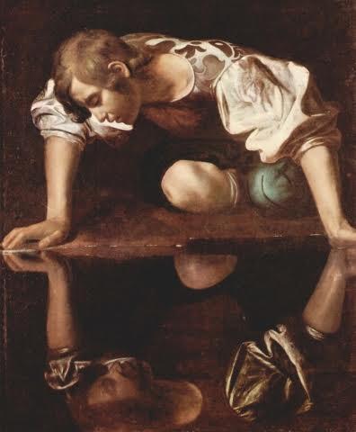 Palazzo Barberini Roma Narciso di Caravaggio