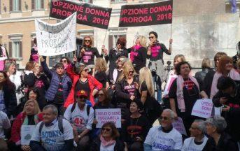Pensioni 2017 news: Opzione Donna le lavoratrici chiedono atti politici per vigilare sui fondi