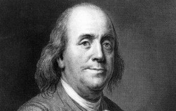 Orale legale Italia storia: Benjamin Franklin e la sua idea geniale