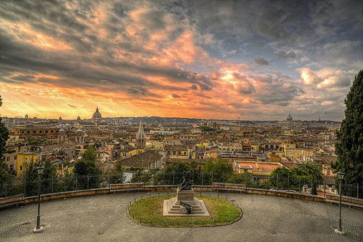 Dove Vedere Roma Dall Alto 10 Punti Panoramici Da Mozzare