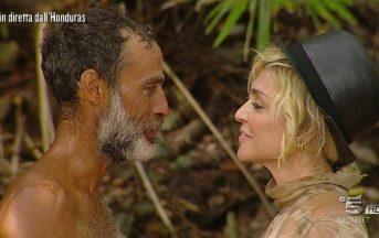 Raz Degan e Paola Barale è già finito l'amore? Ecco cosa è successo dopo la finale dell'Isola dei Famosi 2017