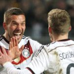 Germania - Inghilterra 1-0 highlights gol