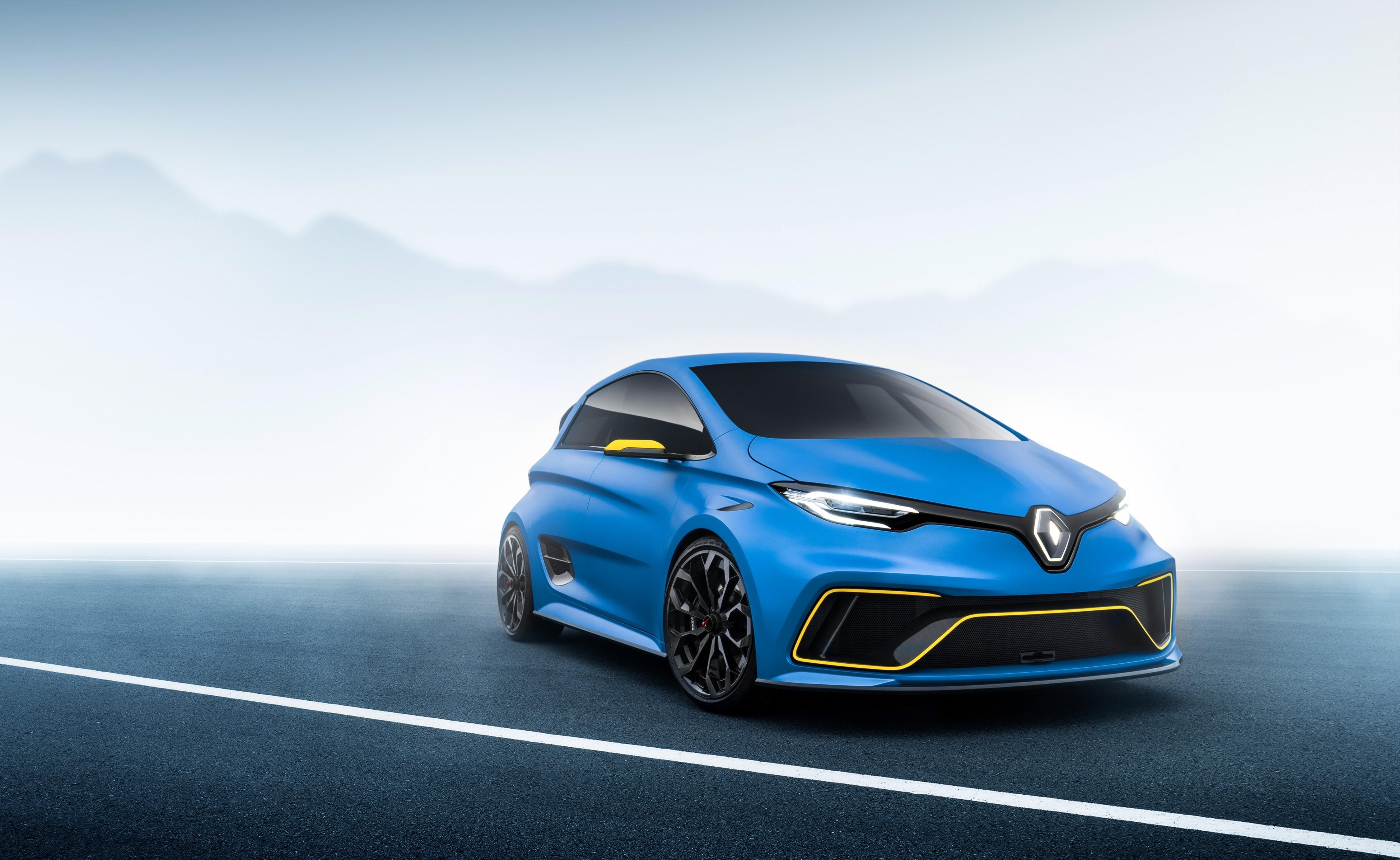 Renault novità auto 2017