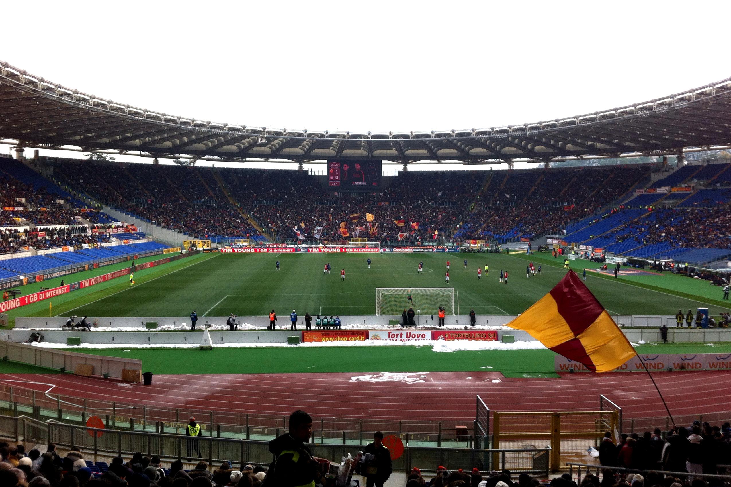 Diretta Roma-Napoli dove vedere in tv web