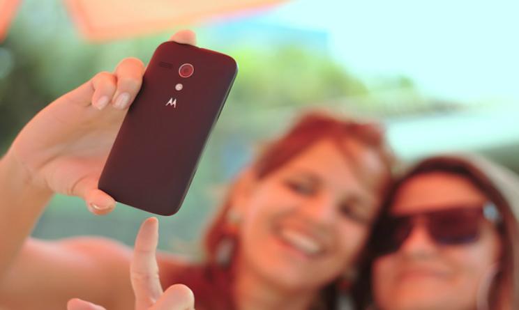 Come partecipare a Selfie - Le Cose Cambiano