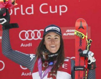 Sci Alpino, Sofia Goggia prima vittoria in Coppa del Mondo 2017 [VIDEO]