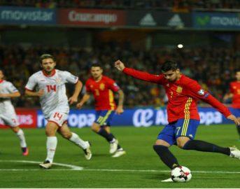 Spagna – Israele probabili formazioni e ultime news, Qualificazioni Mondiali 2018