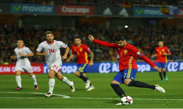 Russia 2018, qualificazioni: la Spagna fa poker, Israele al tappeto