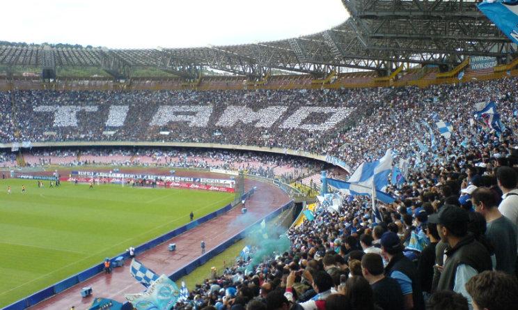 Domenica 2 aprile PIOGGIA sul San Paolo durante Napoli-Juventus?