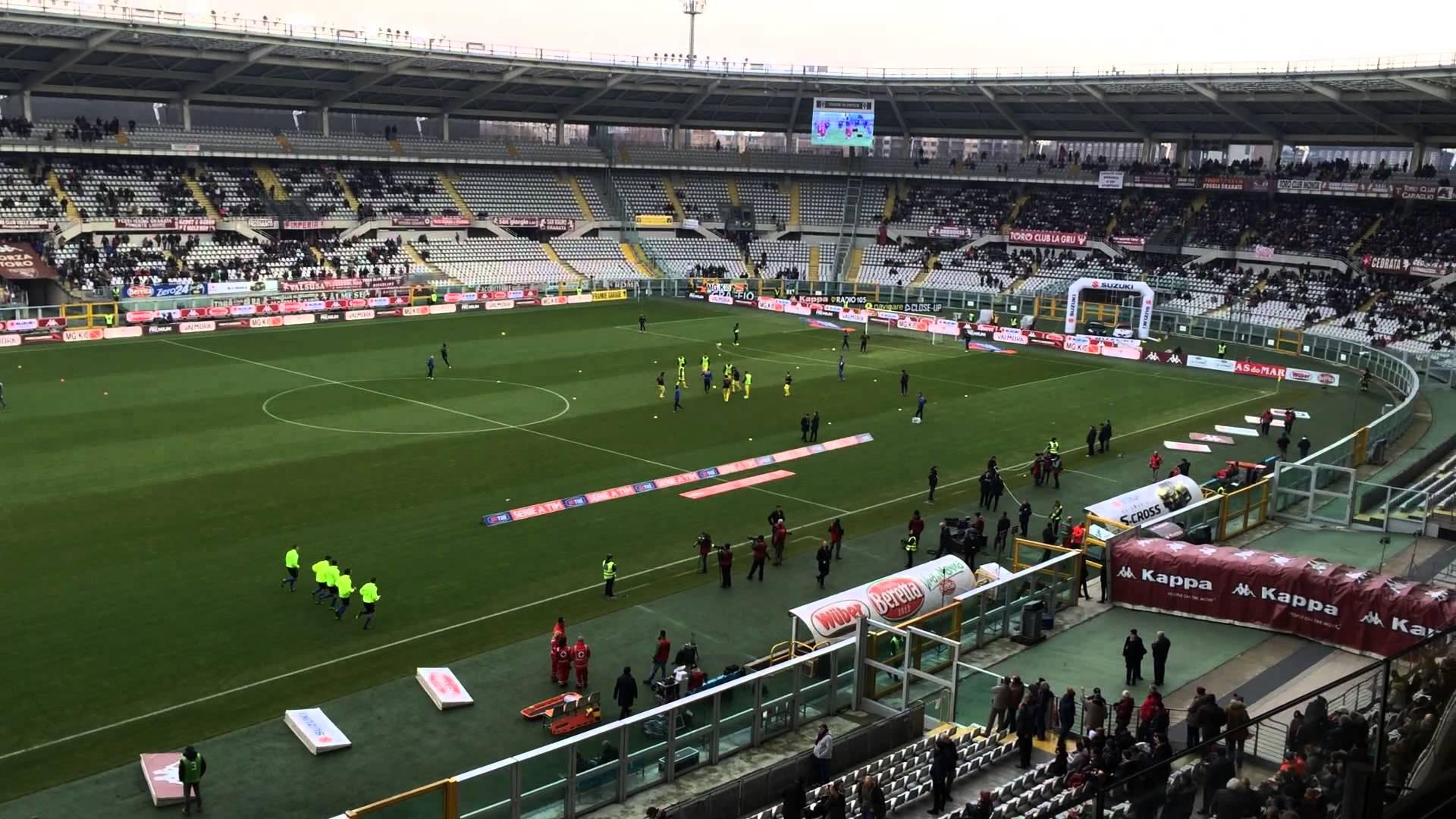 Diretta Torino-Inter dove vedere in tv e sul web gratis