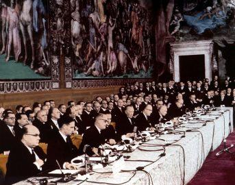 Trattati di Roma, perché si festeggiano e cosa si decise nel 1957