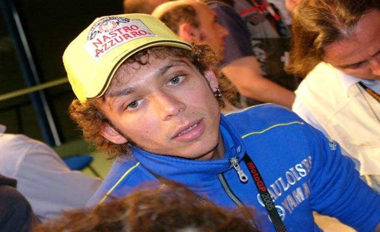 Valentino Rossi fidanzata