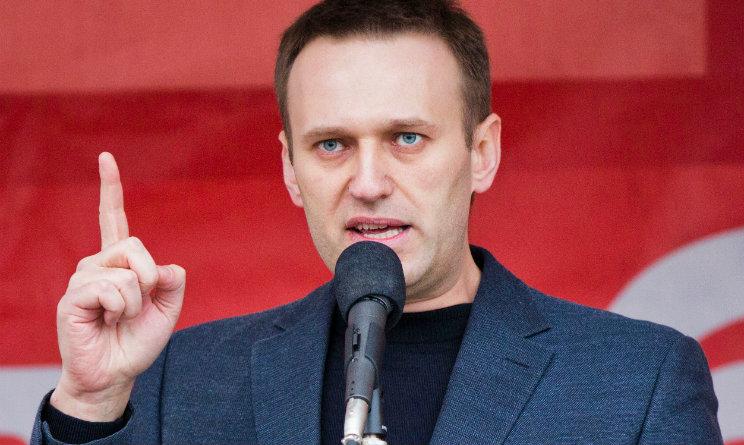 chi è alexei navalny