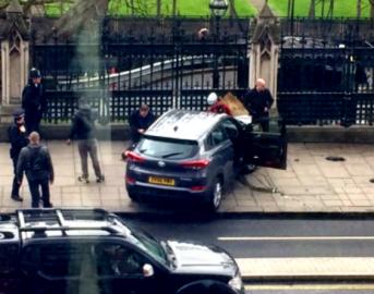 Londra attacco al Parlamento: giovane bolognese fra i feriti
