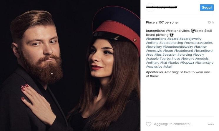 barba uomo 2017, gioielli da barba, moda barba 2017, tendenze barba 2017, moda barba primavera 2017,