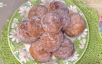 La Prova del Cuoco ricette dolci oggi: bomboloni alla crema di Daniele Persegani
