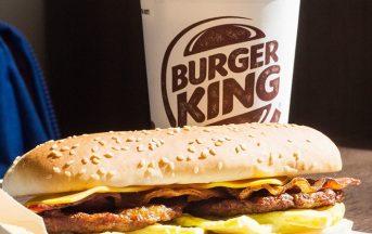 Burger King lavora con noi 2017: recruiting day ad aprile, ecco quando e dove