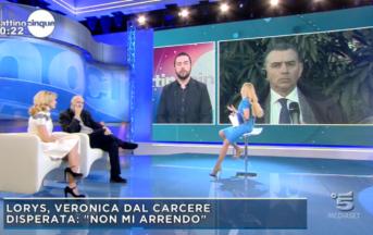 Loris Stival news, il padre Davide ha chiesto il divorzio: la reazione di Veronica Panarello
