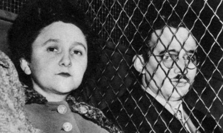 29 marzo 1951 i coniugi julius ed ethel rosenberg vengono for Morte con sedia elettrica
