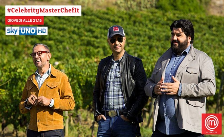 celebrity masterchef italia anticipazioni