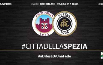 Dove vedere Cittadella – Spezia, Rojadirecta info: ora diretta tv e streaming gratis Serie B