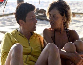 """Imma Battaglia a Domenica Live parla dei problemi con la famiglia di Eva Grimaldi: """"Sono partita con un peso"""""""