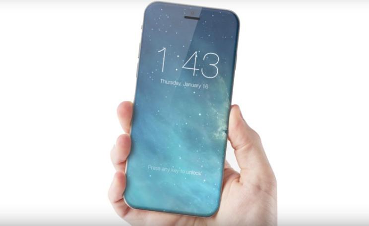 iPhone 8 data uscita prezzo news, nuovo sensore per le impronte digitali