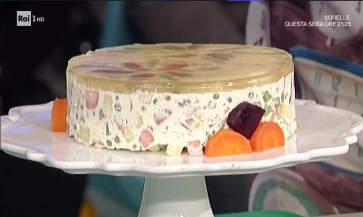 la prova del cuoco ricette, la prova del cuoco ricette oggi, la prova del cuoco 9 marzo 2017, insalata russa luisanna messeri, insalata russa la prova del cuoco