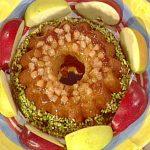 La prova del cuoco ricette dolci oggi, la prova del cuoco ricette dolci, la prova del cuoco ricette oggi, la prova del cuoco 3 marzo 2017, ciambella mele e cannella di sale de riso,