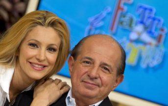 """Adriana Volpe, lo sfogo contro Giancarlo Magalli: """"Sono stata violentata verbalmente"""""""