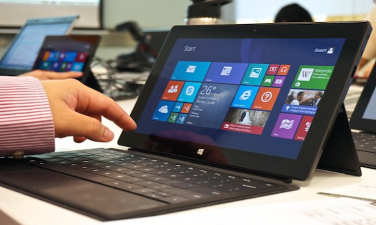 Windows 10, pubblicità in Esplora File