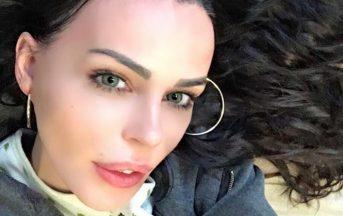 """Nina Moric gossip: """"Voglio entrare in politica"""""""