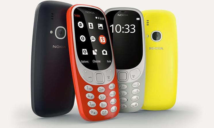 Il nuovo Nokia 3310 debutta al MWC 2017