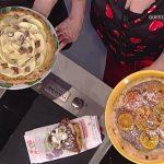La prova del cuoco ricette dolci oggi, la prova del cuoco ricette dolci, la prova del cuoco ricette oggi, la prova del cuoco 24 marzo 2017, pizze dolci guido castagna gino sorbillo, pizze dolci la prova del cuoco