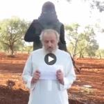 italiano ostaggio in siria video appello