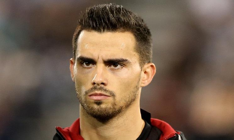 Serie A Milan, si ferma Suso: lesione muscolare alla coscia destra