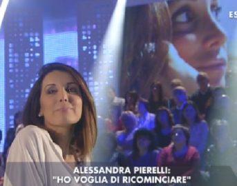 Uomini e Donne gossip: Alessandra Pierelli racconta il suo dramma