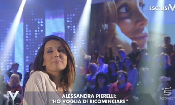 Alessandra Pierelli torna a