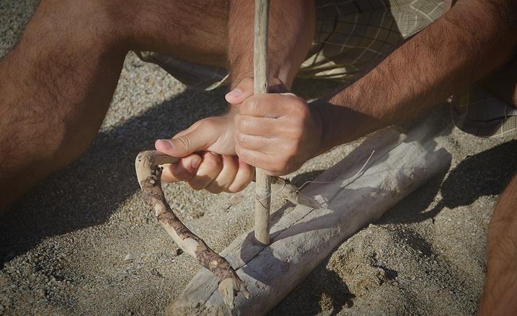 uomo di neanderthal vegano