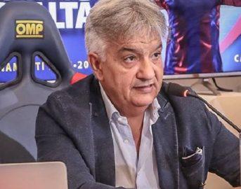 Crotone calcio, il Presidente Vrenna si dimette dalla società