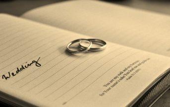 Organizzare un matrimonio: come scegliere la data delle nozze