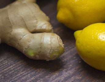 Tisana zenzero e limone: i benefici in primavera