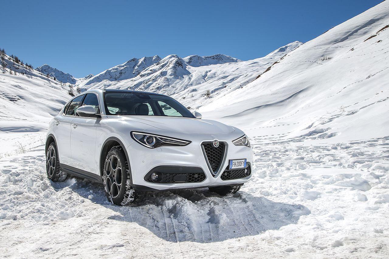 Alfa Romeo Stelvio prezzo caratteristiche
