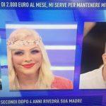Ilona Staller a Domenica Live