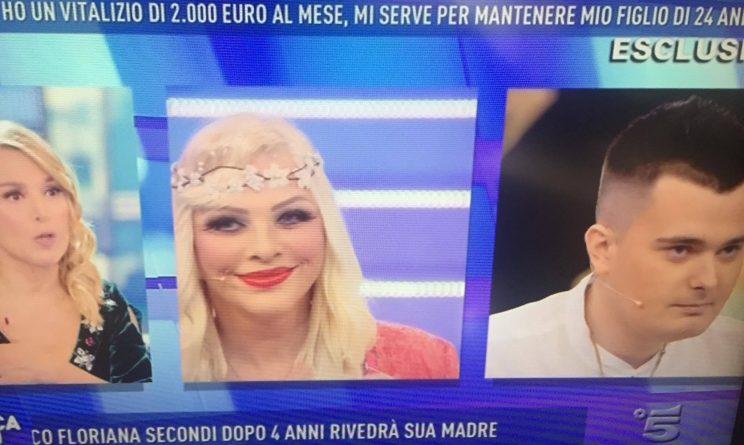 Domenica Live, rissa in diretta, Barbara d'Urso: