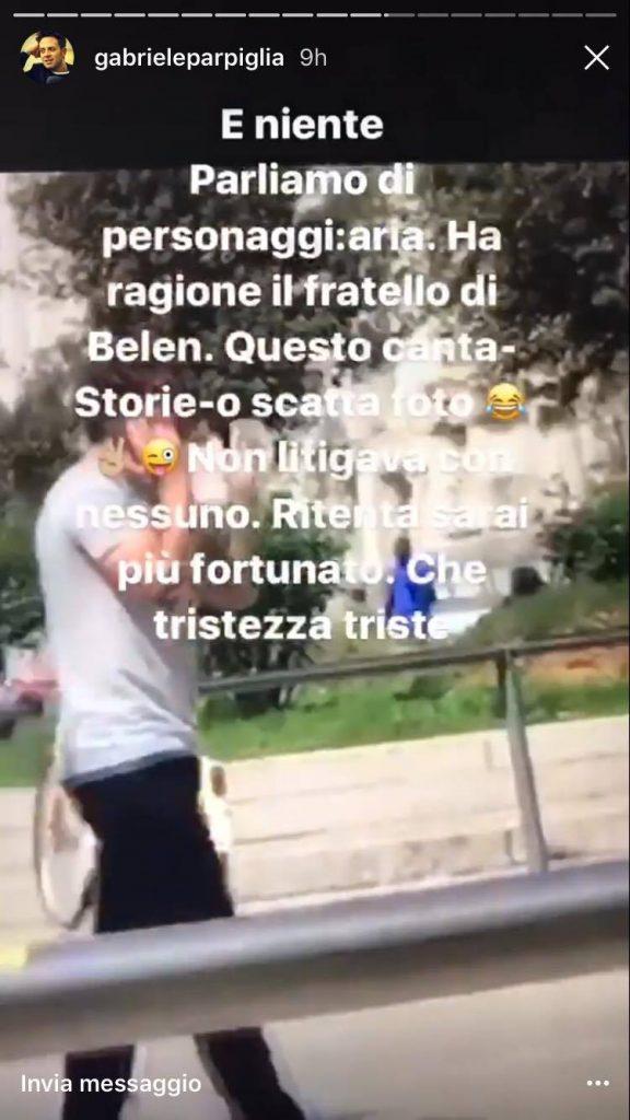 Stefano De Martino lite