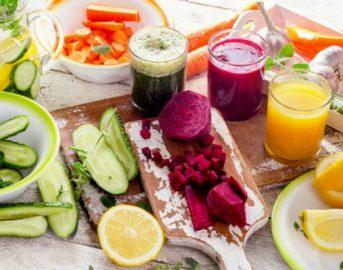 5 cibi detox immancabili sulla tavola di tutti i giorni