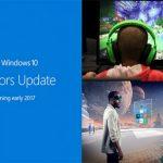 Aggiornamento Windows 10 Creators Update consigi utili su come usarlo