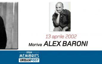 """Alex Baroni: quindici anni senza il cantautore italiano, 5 canzoni per non """"Cambiare"""" il suo ricordo"""