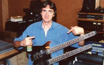 """Allan Holdsworth morto: addio al più """"grande chitarrista in circolazione"""""""